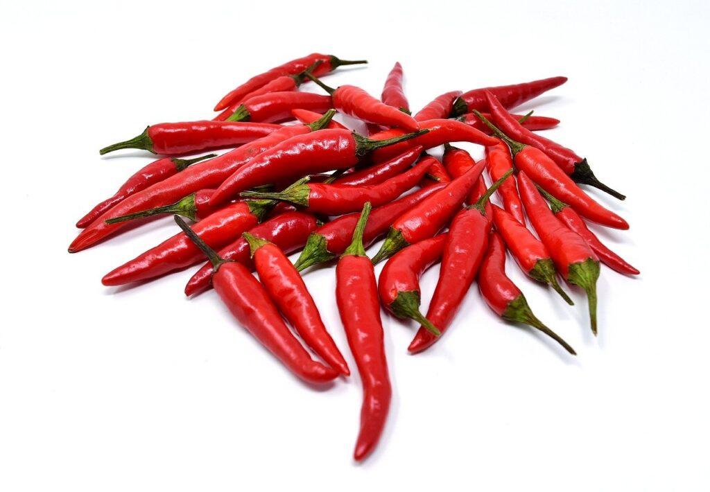 chili, superscharf, red