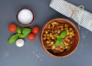 Gnocchetti med tomat